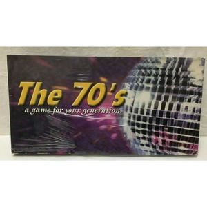 The 70's - A Game For Your Generation